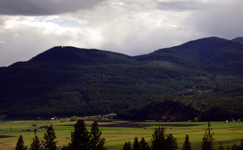washingtonmyhome:  Colville, WA, by Murtonater.Colville, Washington.