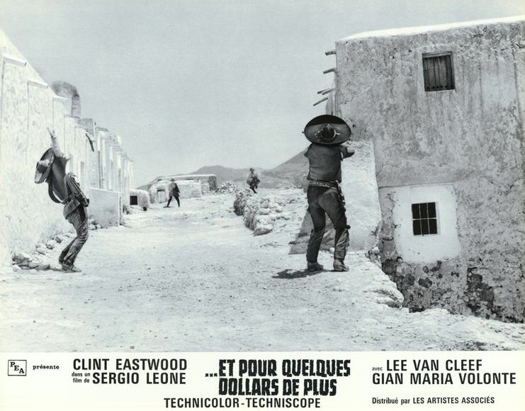 gunsandposes:  For a Few Dollars More (1965)