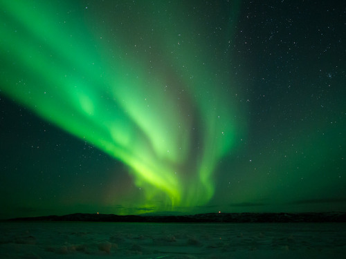 planet-earthh:  Aurora Borealis by Norseman1968 on Flickr.