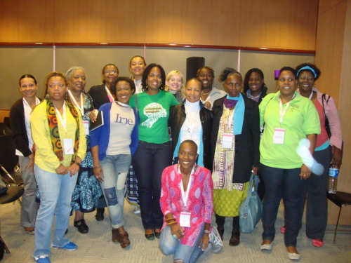 CODE RED member reflects on Caribbean feminist mobilisation at the 2012 AWID Forum and shares her expectations for Catch A Fire: the region's first young feminist grounding. Read full blog entry here. Find CODE RED on facebook and follow us on twitter.