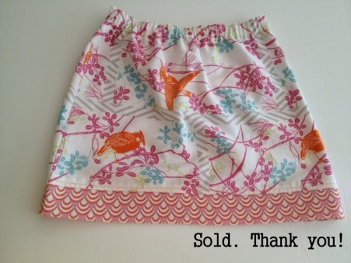 Sophia Skirt Toddler girls 4/5 Elastic waist $25 to Cystic Fibrosis Foundation