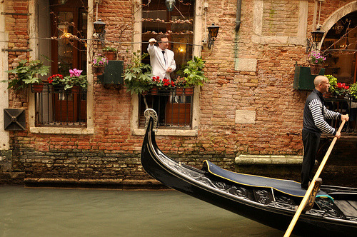 condenasttraveler:  Venezia  I dream of riding a gondola in Venice! :)
