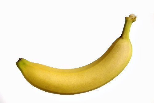 A banana is a food comma.