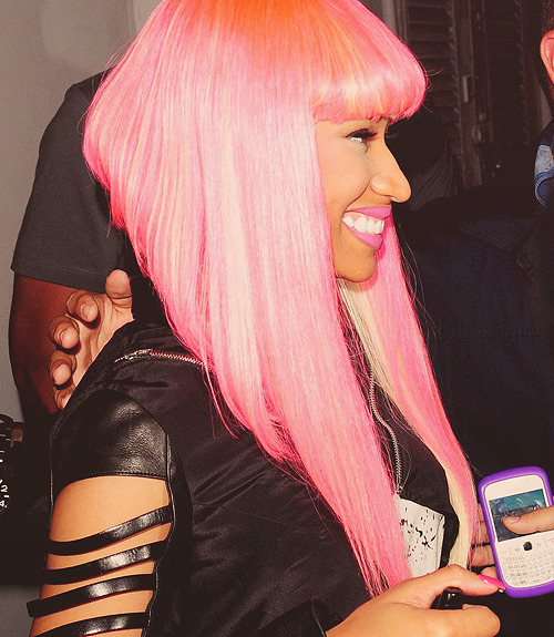 13/100 pictures of nicki minaj (★)