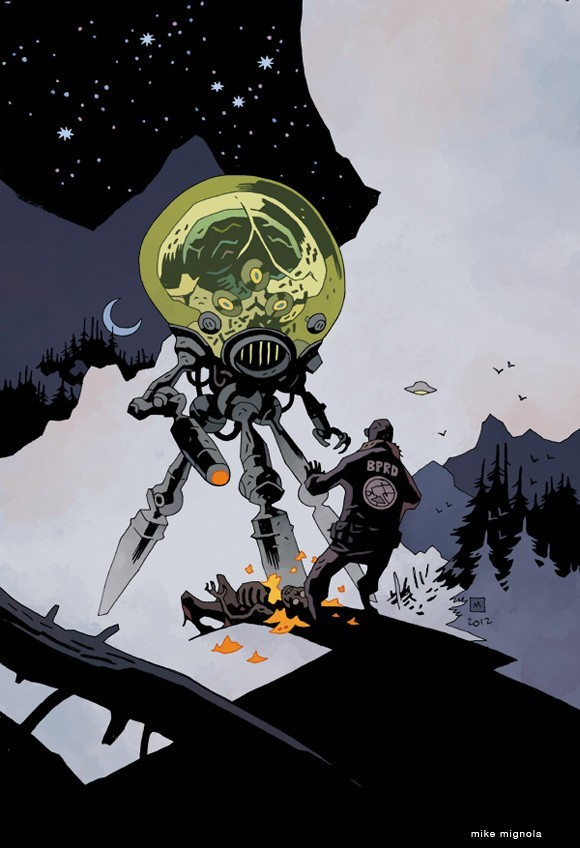 Year of Monsters: BPRD: Return of the Master
