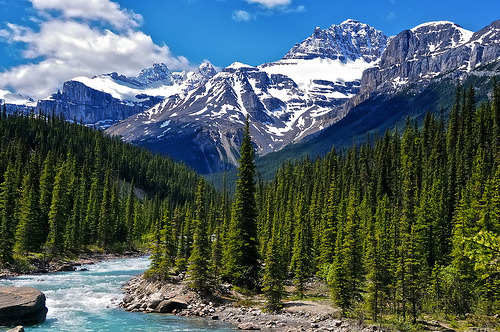 view-earth:  Canada Rocks! (by Phil's Pixels)