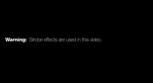 The best music videos come with a warning. Check out Kanye's new video for 'Lost In The World' directed by filmmaker Ruth Hogben.