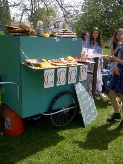 The Co-op makes a triumphant debut at Sunfest: Cart, treats and beverages made from scratch