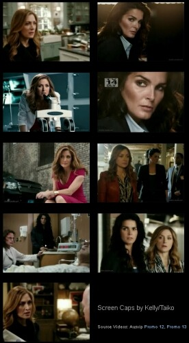 9 SCREEN CAPS from promos 12 & 13. rizzles.xenite.net