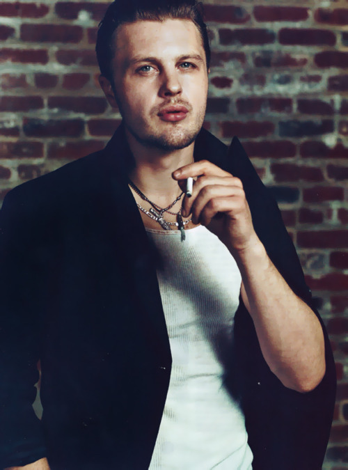 Michael Pitt - Icon Magazine #4 by Michelangelo di Battista, March 2012