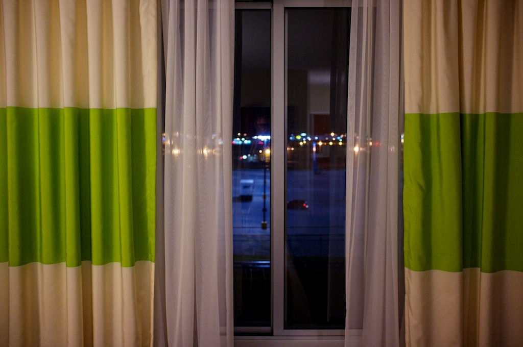 #211: 30-4-2012 - Hotel Window, Winnipeg
