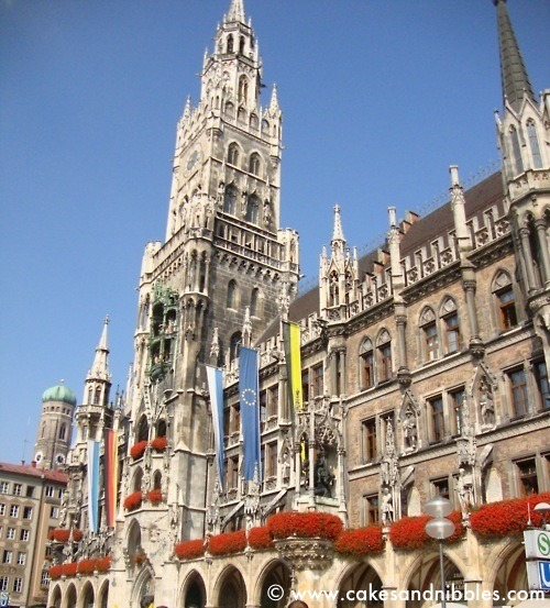 C&N TraveLog:  Munich, Germany (September 2009)