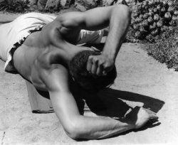 José Limón, Dancer (1939) by Imogen Cunningham