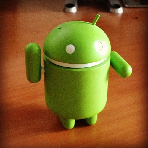 Android guy! (Taken with instagram)