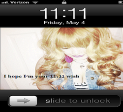 I hope I'm your 11:11 Wish