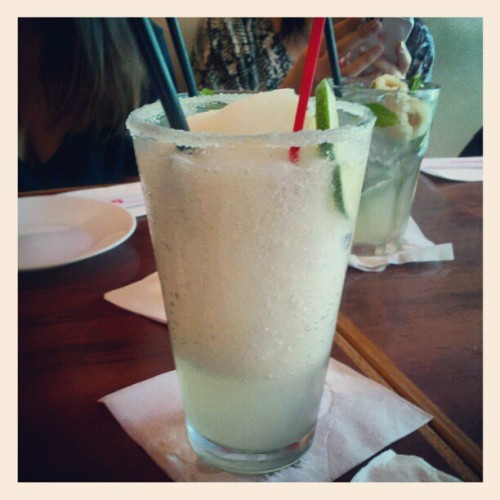 Goodbye Civ Pro!!! :) Hello margarita! (Taken with instagram)