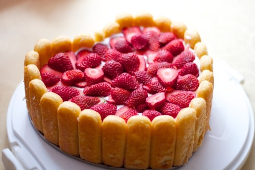 """Strawberry cake"" by Darko Kontin"