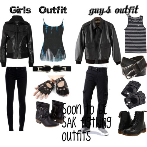 SAK Outfits by pgirlz featuring leather glovesVolcom top, $35Goth shirt, £23Genuine leather jacket, $175Calvin Klein Collection genuine leather jacket, $747Khaki pants, $22Superfine denim skinny jeans, £141Flat heel shoes, $30Dr. Martens print shoes, $130Aspinal of London leather glove, $90Vintage belt, 30 AUDAspinal of London leather glove, $90Reiss genuine leather belt, $150