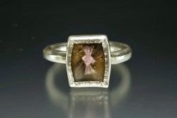 lovely ring by Tessa Kennedy, which we wrote about in our preview issue.