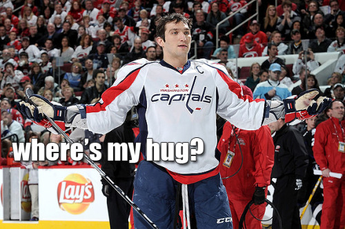 …i'll hug you Ovie ;)