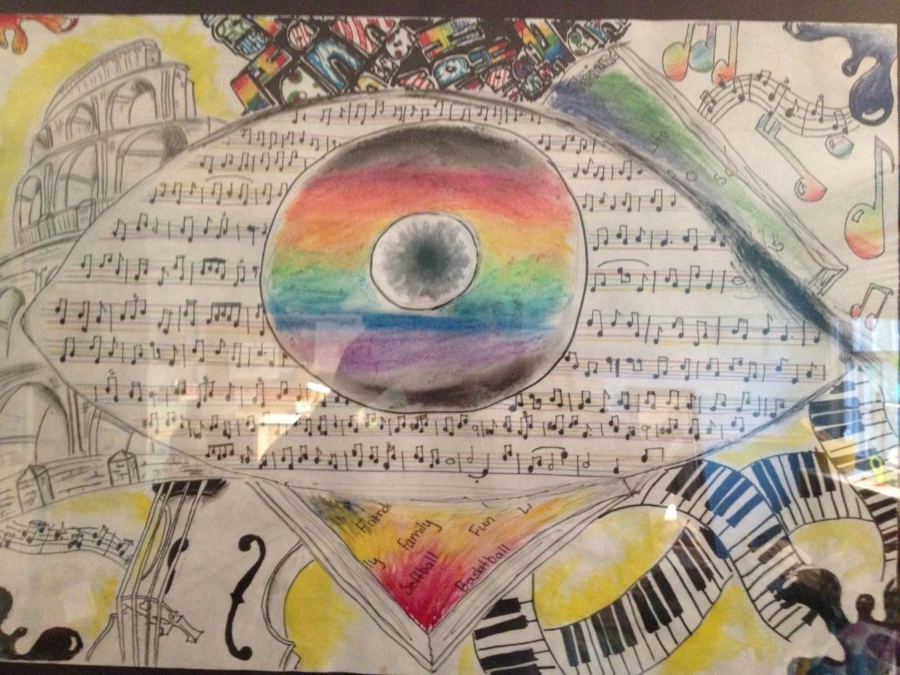 iheardtherewasasecretchord1:  art project