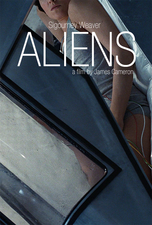 Aliens by Tob Waylan