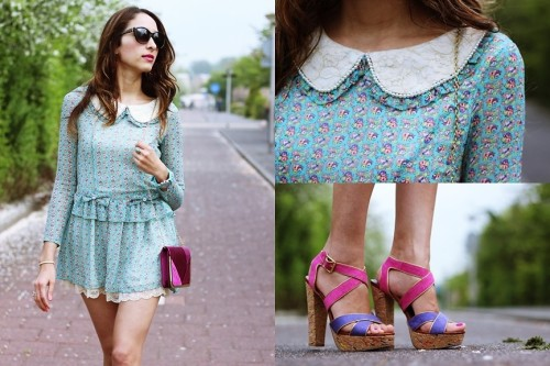 lookbookdotnu:  Baby doll dress (by Virgit Canaz)