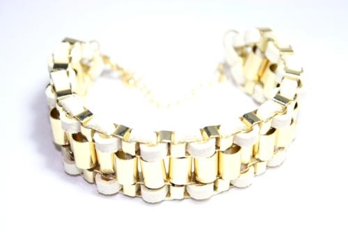 Our watch link bracelet  Www.trendyeverything.com