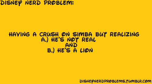 disneynerdproblems:  Submitted by biggerfangirlthanithought Modified.