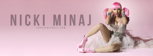Nicki Minaj 10 Facebook Cover