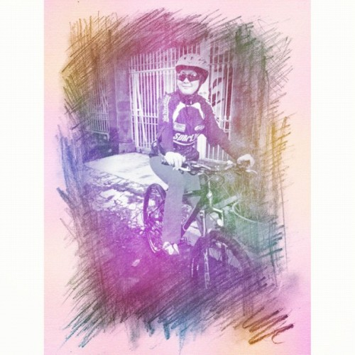 My mother prepared to exercise bike #bike#instadepok#depok#indonesia#instanusantara#iphonesia#iphoneonly#iphonecamera#iphoneography#iphotography#iphoneographer#iphotographer#igsg#sgig#instago#webstagram#instagrammer#instagood#mother#potrait#instamood#gangpolos#gang_ugal_ugalan#genginsapgan#genginsappop (Taken with Instagram at Perum Jatijajar)