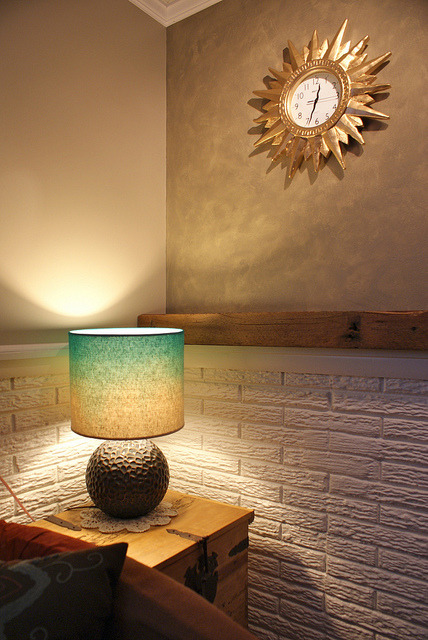 (via Ombre Lamp Shade | La Vida Loftus)