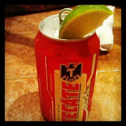 Delicious beverage #ghettopresentation #cincodemayo  (Taken with instagram)