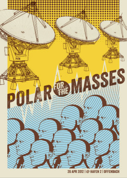 serialthrillerinspiration:  Polar For The Masses by Torsonudo