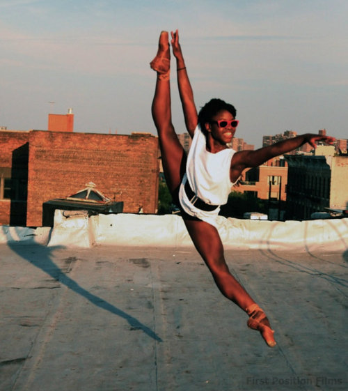 ashesforjustice:  Michaela DePrince of American Ballet Theatre Company, New York City