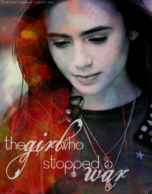 love-and-sadness:  Clary Fray