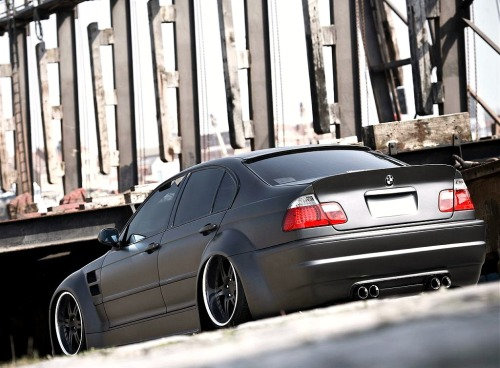 should be a treat for any fans of slammed M3's [M3OTD] typicalbeast.tumblr.com
