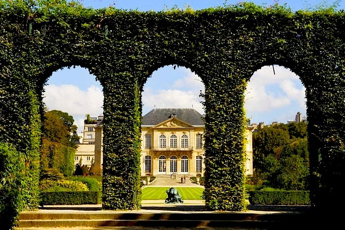 | ♕ |  Garden gate - Rodin Museum | by © Will Salter  via ysvoice : ammonition : oxfordproper : pagingmissjones