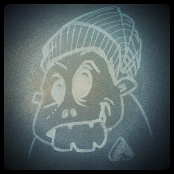 #art #artwork #illustration #painting #graffiti #cartoon #drawing #sketch #tattoo #graphicdesign #comicbook #hot #sexy #dope #tits (Taken with instagram)