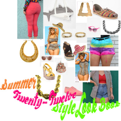 Summer look book wishlist