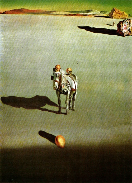 Salvador Dali, Geological Destiny, 1933.