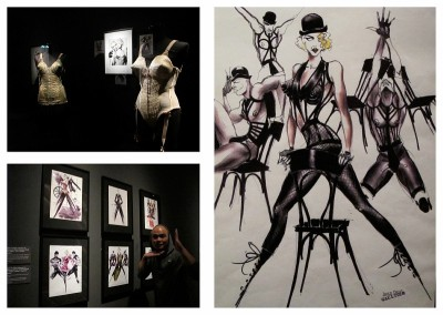 Jean Paul Gaultier | de Young Museum, SF | 04.28.2012
