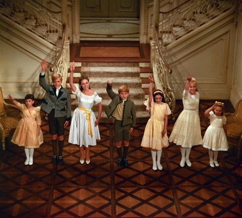 suicideblonde:  The Sound of Music