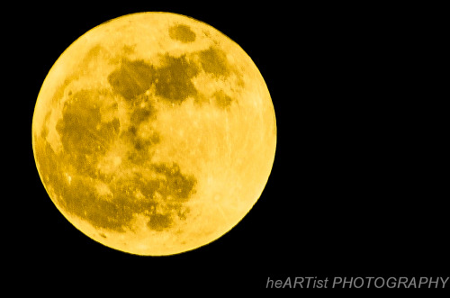 heartistphotography:  Super Moon