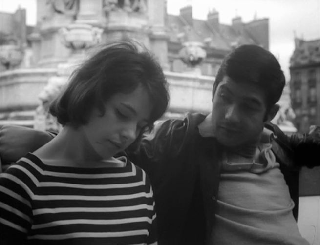 descroissants:  PARIS NOUS APPARTIENT(1961), JACQUES RIVETTE