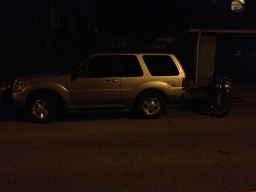 Best parallel parking ever! #thingsiamgoodat
