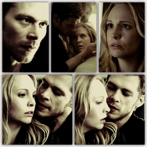 #klaroline they belong together! Xox