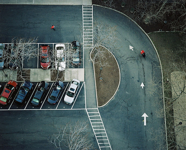 Look Down on Flickr.Via Flickr: New York City, March 2012.