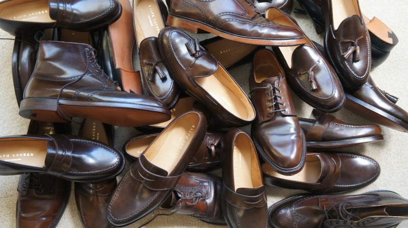 Shell Fever: Crockett & Jones for Ralph Lauren