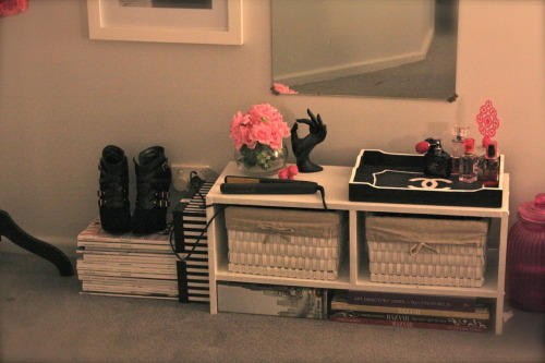 New shoes & finally a clean room ♥